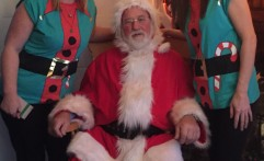 Father Christmas at The Bull